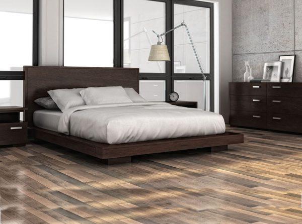 Modern Bedroom Paris by Huppe