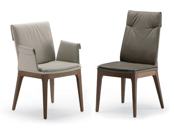 Tosca Dining Chair by Cattelan Italia