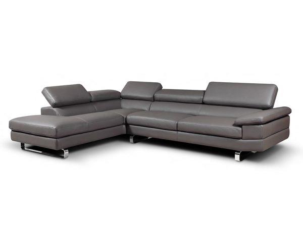 Modern Sectional Sofa Jackson by Seduta d'Arte Italy