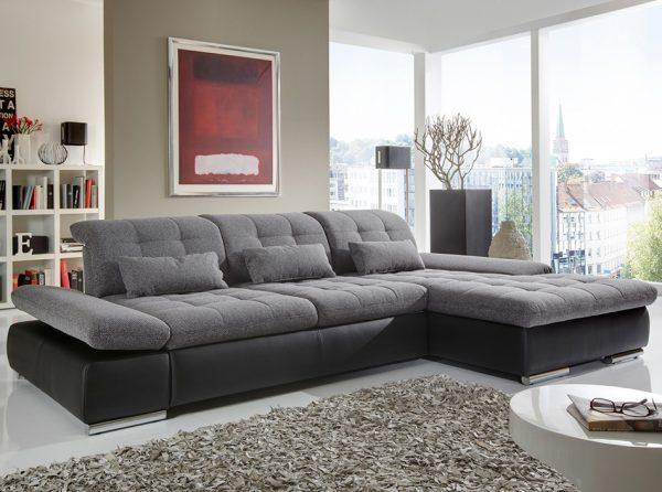 Nordholtz Alpine Sectional Sofa Sleeper