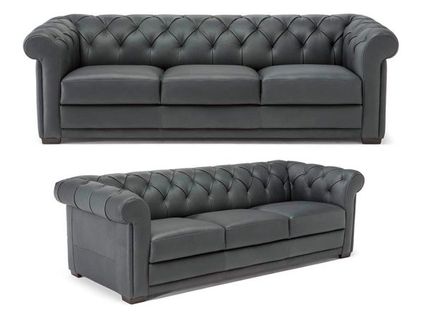Carisma C071 Sofa Set by Natuzzi Editions
