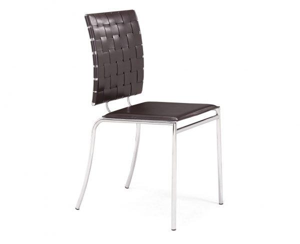 Modern Dining Chair MZ-Criss Espresso