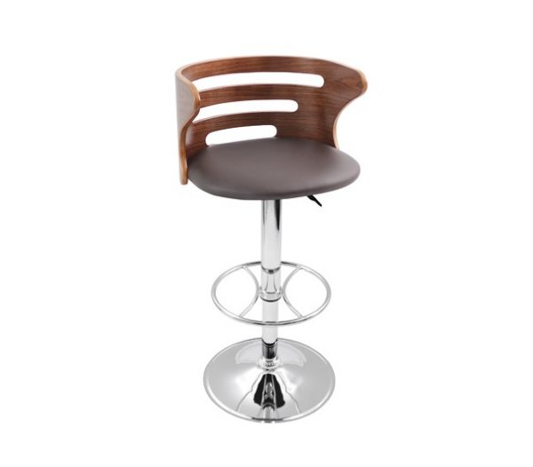 Modern Bar/Counter Stool LM-Corsi Brown