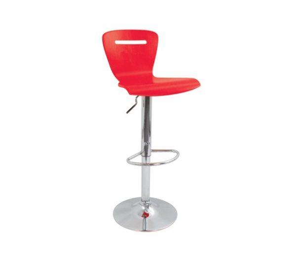 Modern Bar/Counter Stool LM-HZ12 Red