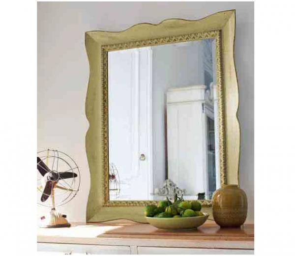 Italian Wall Mirror Marte by Tonin Casa