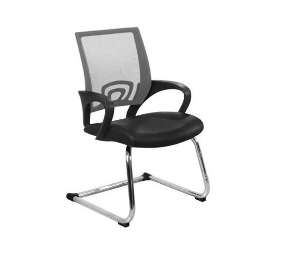 Modern Office Chair LM-Confi Silver