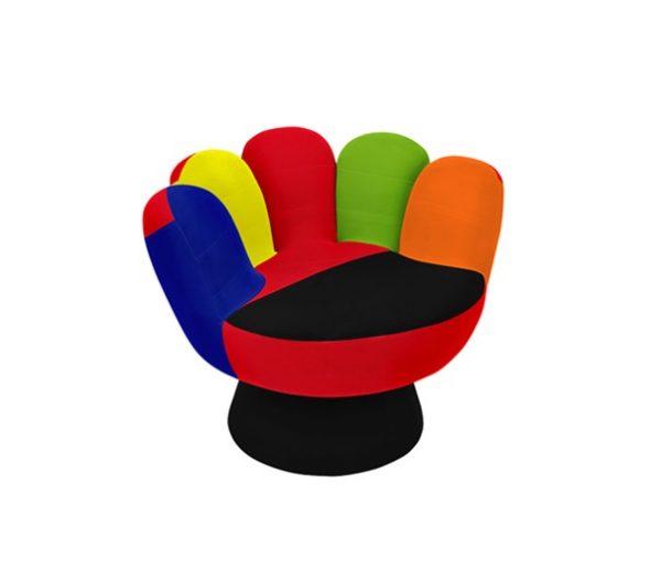 Modern Lounge Chair LM-Matt Multicolored
