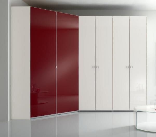 Modern Italian Corner Wardrobe SP-Coren 2