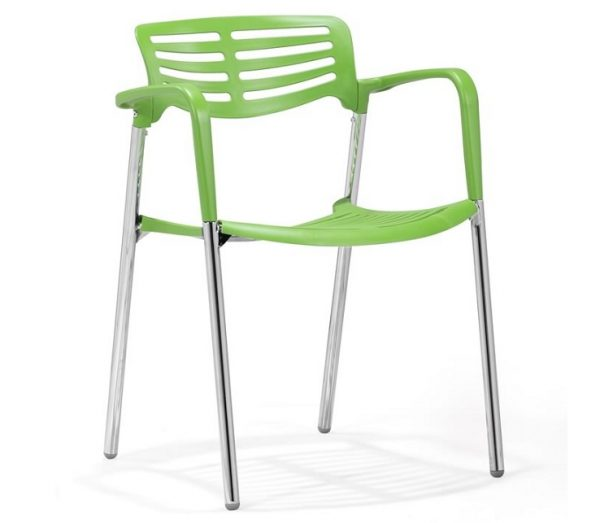 Modern Dining Chair MZ-Scapa Green