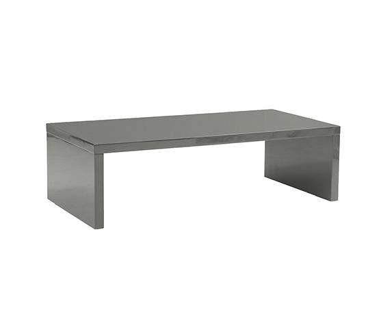 Modern Coffee Table IM-Abby Gray