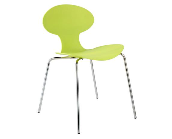 Modern Dining Chair IM-Becky Apple