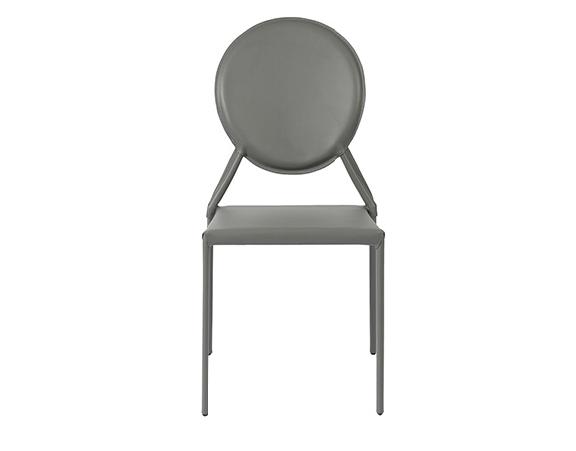 Modern Dining Chair IM-Isabella Gray