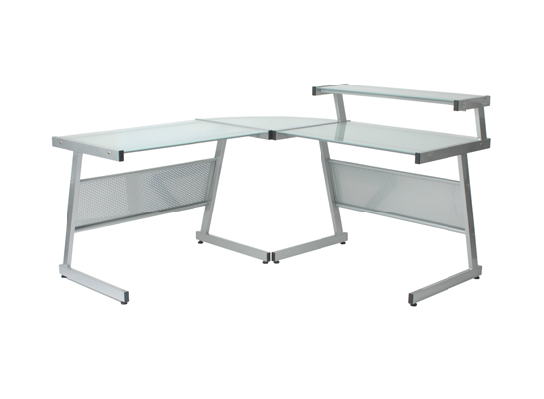 Modern Office Desk IM-L Desk Aluminum
