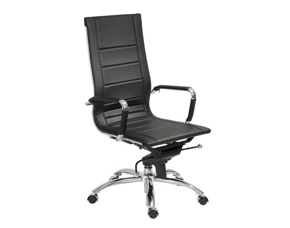 Modern Office Chair IM-Owen High Back Black