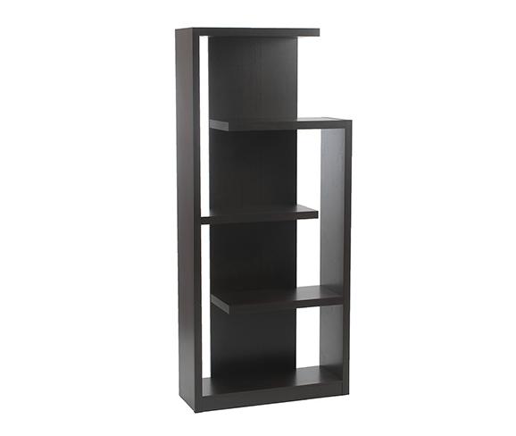 Modern Bookshelf IM-Robbie Wenge