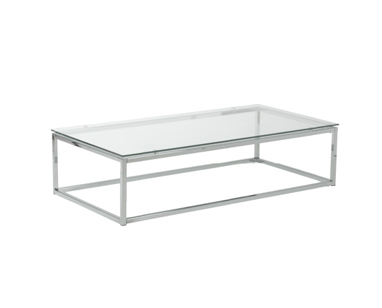 Modern Coffee Table IM-Sandor Clear