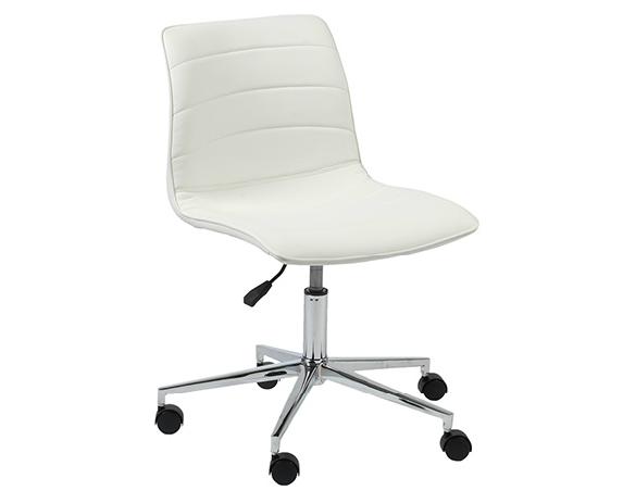 Modern Office Chair IM-Ashton White