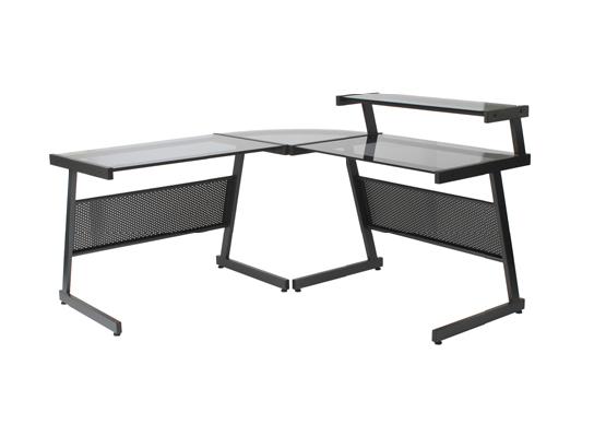Modern Office Desk IM-L Desk Black
