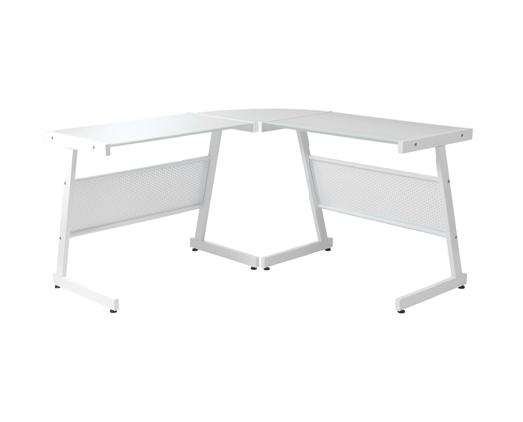 Modern Office Desk IM-Luigi White
