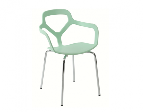 Modern Dining Chair IM-Nadia Green