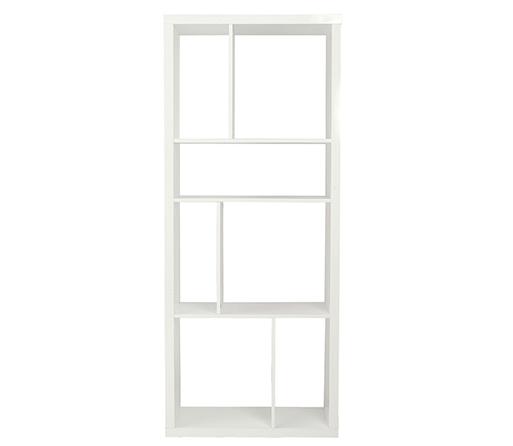 Modern Bookshelf IM-Reid White