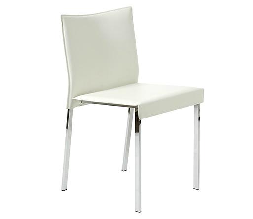 Modern Dining Chair IM-Riley White