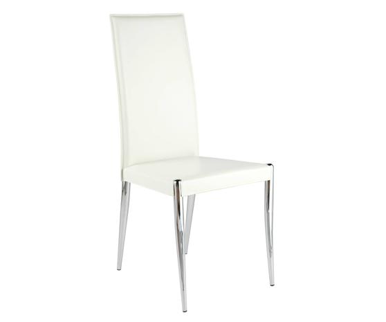 Modern Dining Chair IM-Rosina White