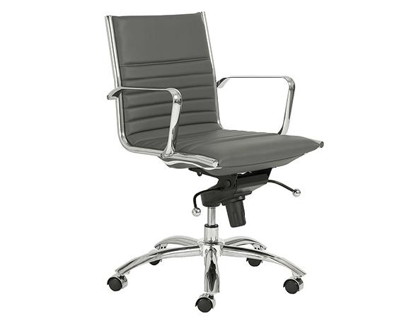Modern Office Armchair IM-Dirk Gray