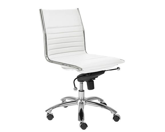 Modern Office Chair IM-Dirk White