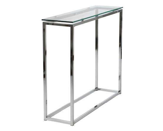 Modern Console Table IM-Sandor Clear