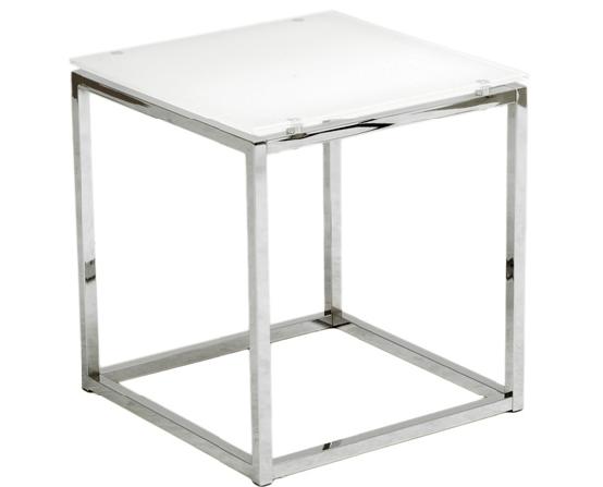 Modern End Table IM-Sandor Pure White