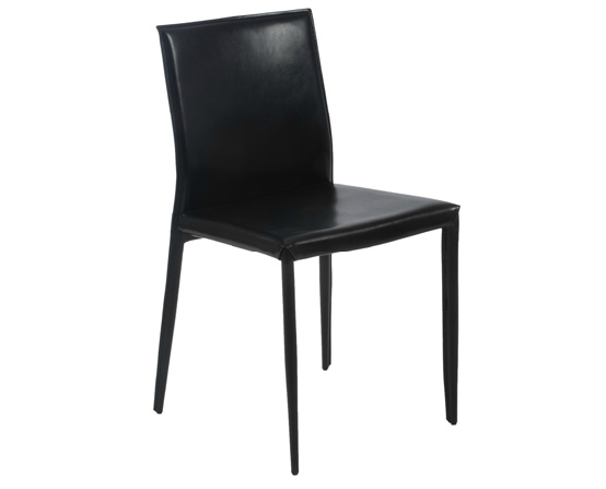 Modern Dining Chair IM-Shen Black