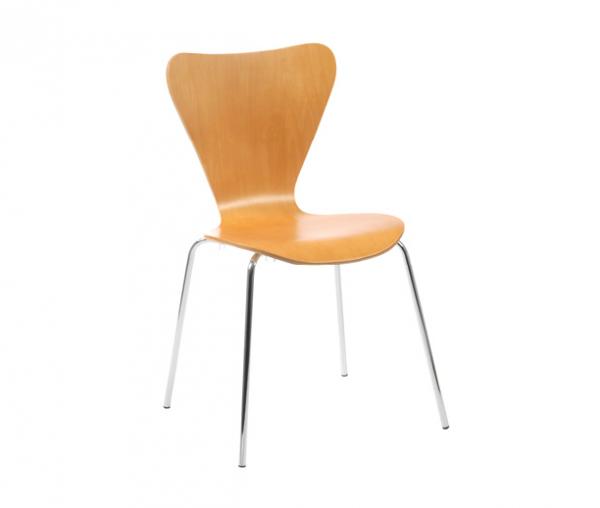 Modern Dining Chair IM-Tendy Natural