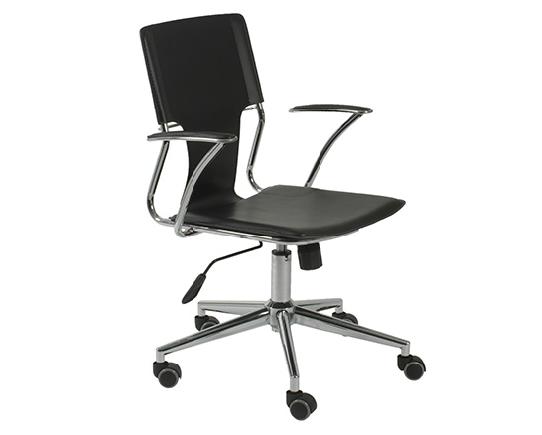 Modern Office Chair IM-Terry Black