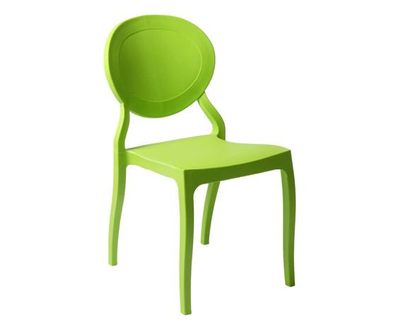 Modern Dining Chair IM-Vasska Green