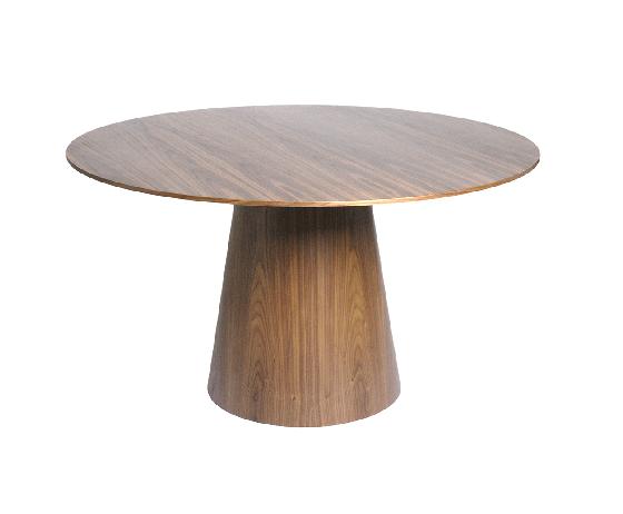 Modern Dining Table IM-Wesley Walnut