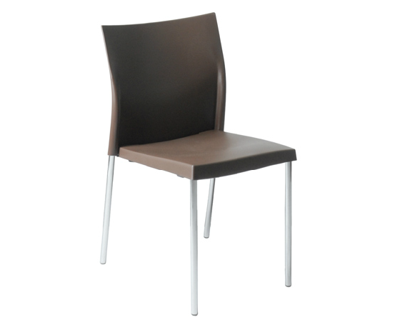 Modern Dining Chair IM-Yeva Brown