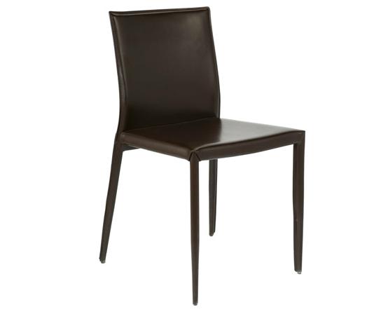 Modern Dining Chair IM-Shen Brown