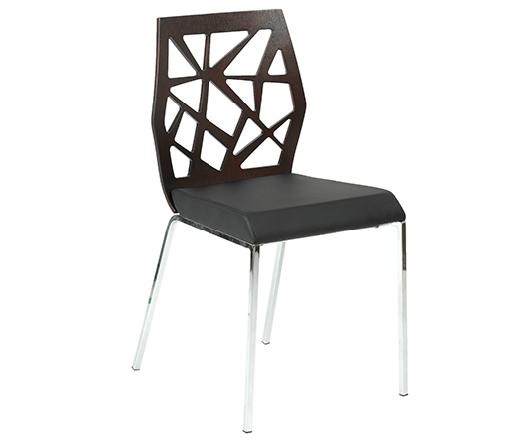 Modern Dining Chair IM-Sophia Wenge