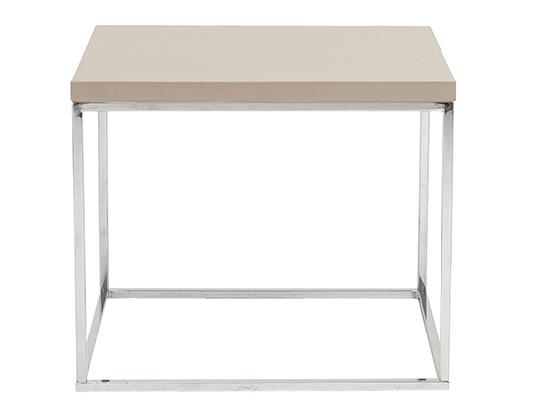 Modern End Table IM-Teresa Latte