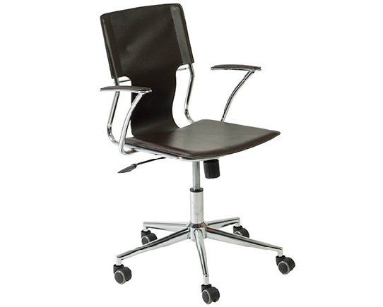 Modern Office Chair IM-Terry Brown