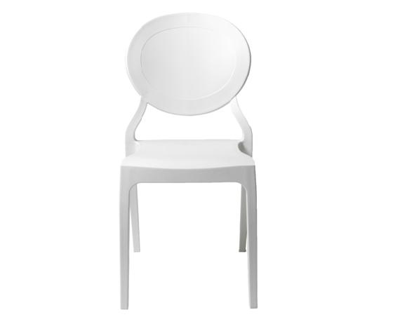 Modern Dining Chair IM-Vasska White