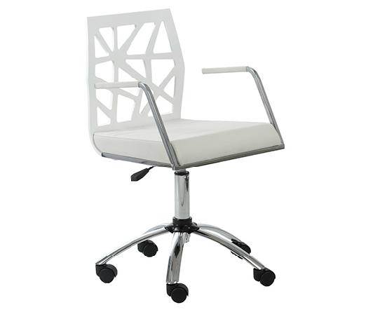 Modern Office Chair IM-Sophia White