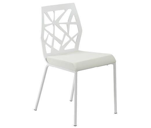 Modern Dining Chair IM-Sophia White