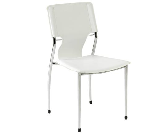 Modern Dining Chair IM-Terry White