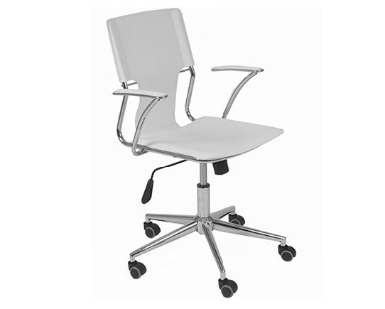 Modern Office Chair IM-Terry White