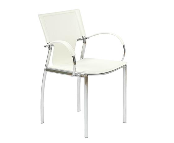 Modern Dining Chair IM-Vinnie White