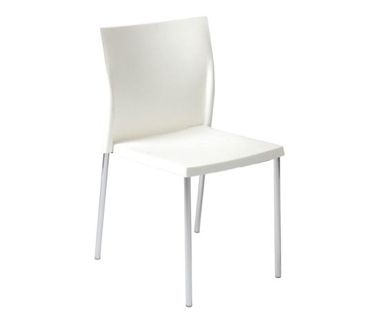 Modern Dining Chair IM-Yeva White