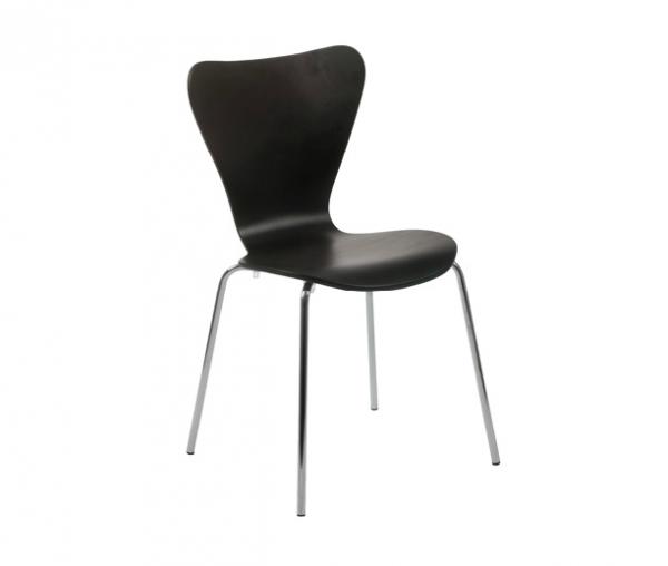 Modern Dining Chair IM-Tendy Wenge