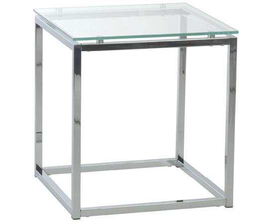 Modern End Table IM-Sandor Clear